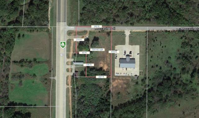 9321 N Harrison, Shawnee, OK 74804 (MLS #816282) :: Homestead & Co