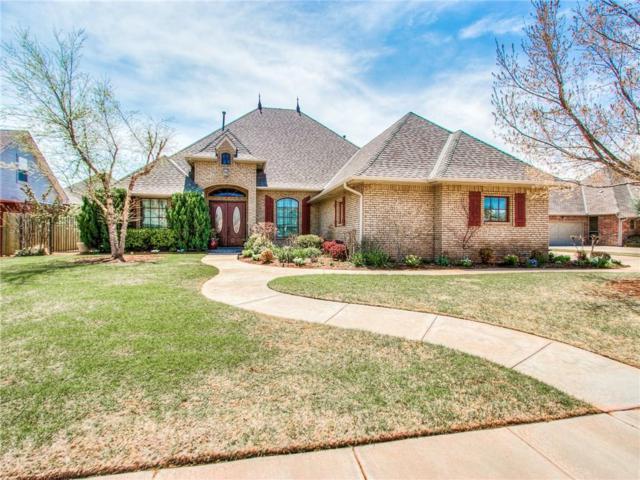 5308 NW 124th St., Oklahoma City, OK 73142 (MLS #816294) :: Homestead & Co