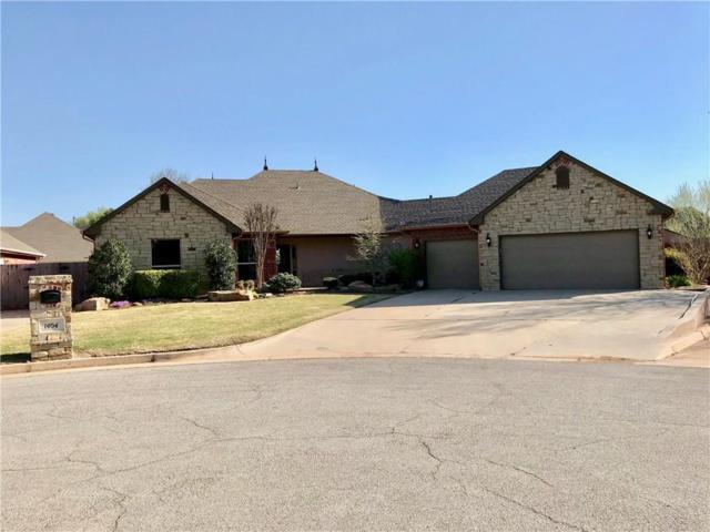 1404 SW 114th Street, Oklahoma City, OK 73170 (MLS #816296) :: Erhardt Group at Keller Williams Mulinix OKC