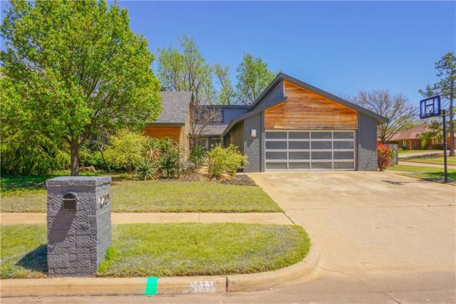 2001 Paddock Circle, Norman, OK 73072 (MLS #816303) :: Keller Williams Mulinix OKC