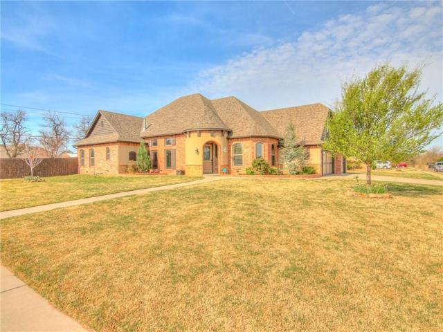 8700 SW 59th Terrace, Oklahoma City, OK 73179 (MLS #816324) :: Keller Williams Mulinix OKC
