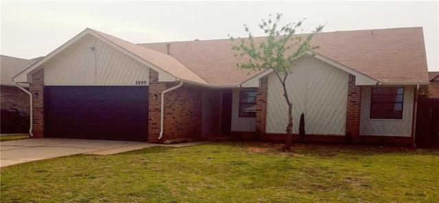 3809 Windscape Court, Oklahoma City, OK 73179 (MLS #816326) :: Keller Williams Mulinix OKC