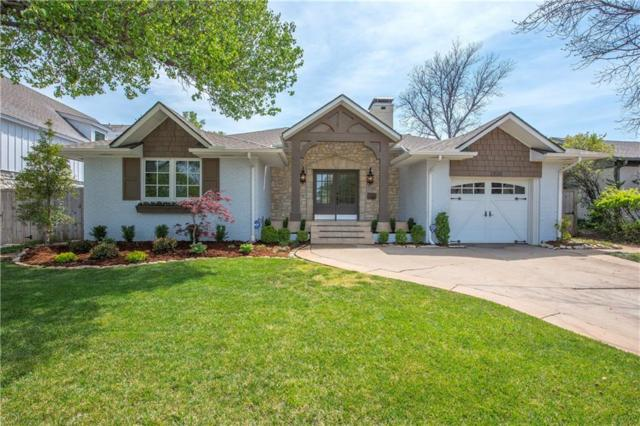 1206 Belford Avenue, Nichols Hills, OK 73116 (MLS #816331) :: Homestead & Co