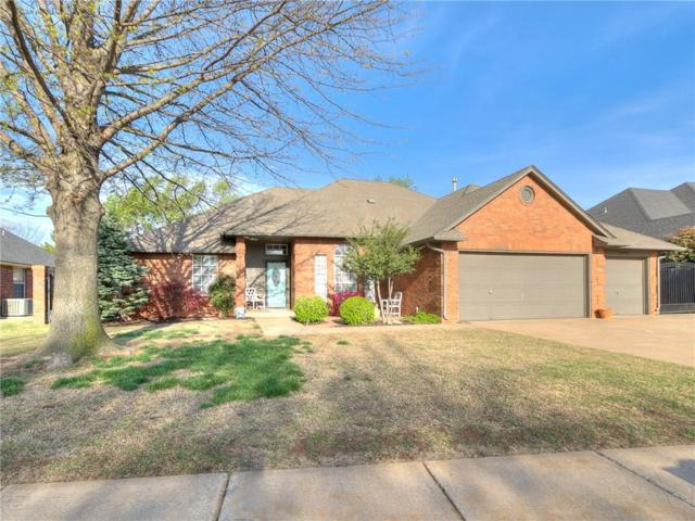 11901 Ridgedale Circle, Oklahoma City, OK 73170 (MLS #816344) :: Erhardt Group at Keller Williams Mulinix OKC