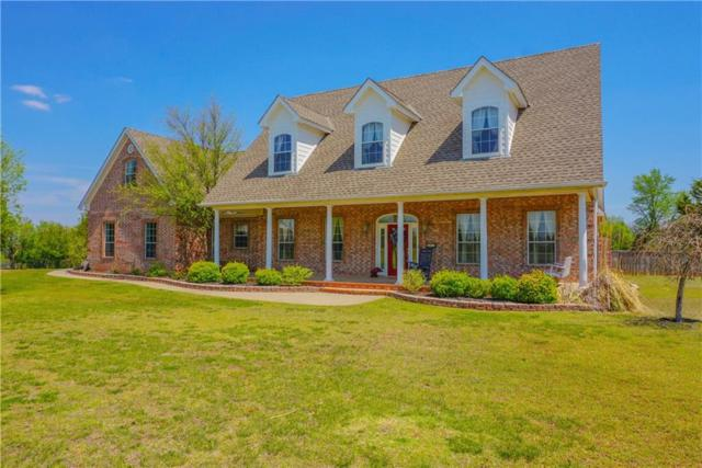 565 Highland Hills Circle, Norman, OK 73026 (MLS #816364) :: Barry Hurley Real Estate