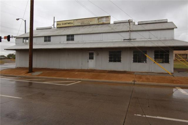 327 S Main Street, Elk City, OK 73644 (MLS #816367) :: UB Home Team