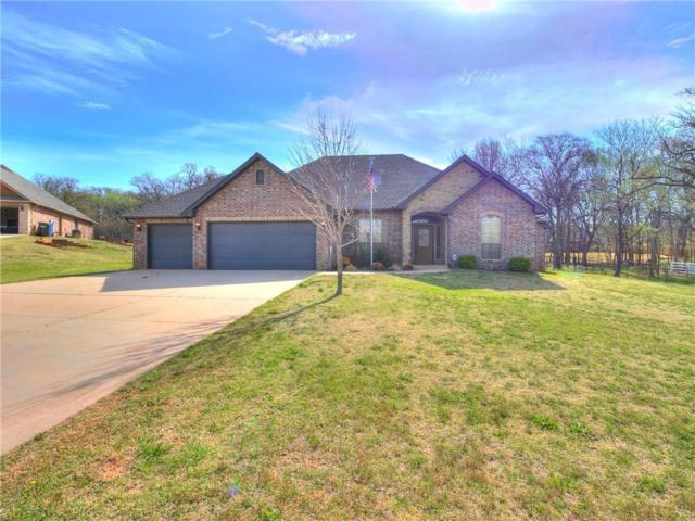 12578 Sweet Point, Guthrie, OK 73044 (MLS #816368) :: Erhardt Group at Keller Williams Mulinix OKC