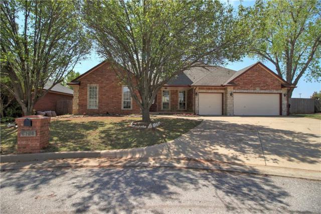 6720 NW 121st Street, Oklahoma City, OK 73162 (MLS #816397) :: Wyatt Poindexter Group