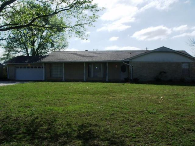 2334 N 380, Wetumka, OK 74883 (MLS #816405) :: Homestead & Co