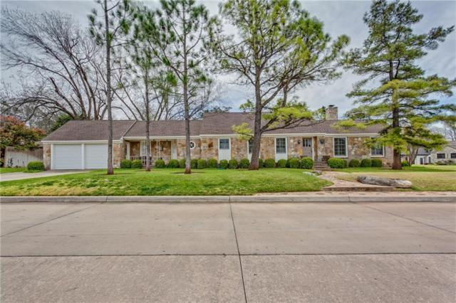 1920 Huntington, Nichols Hills, OK 73116 (MLS #816418) :: UB Home Team