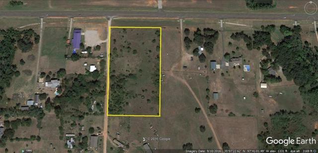 W Veterans Memorial Highway, Blanchard, OK 73010 (MLS #816427) :: Meraki Real Estate