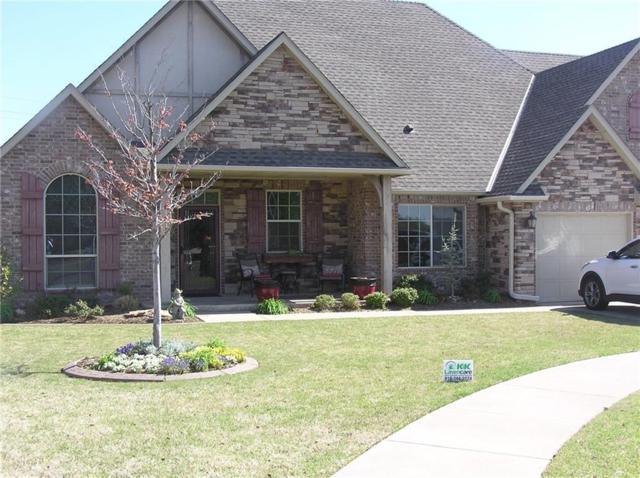 5201 NW 122nd Terrace, Oklahoma City, OK 73162 (MLS #816436) :: Wyatt Poindexter Group