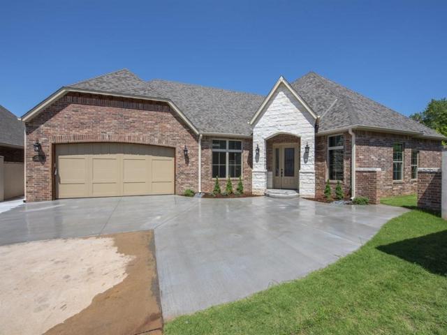 1203 Villas Creek Drive, Edmond, OK 73003 (MLS #816493) :: Meraki Real Estate