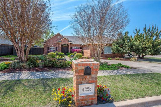 4228 Harrogate Drive, Norman, OK 73072 (MLS #816503) :: Barry Hurley Real Estate