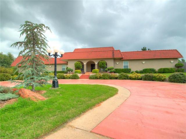 1838 W Phoenix Court Drive, Mustang, OK 73064 (MLS #816504) :: Wyatt Poindexter Group