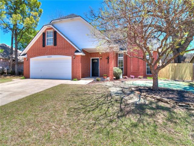 3209 Walnut, Norman, OK 73072 (MLS #816514) :: Meraki Real Estate