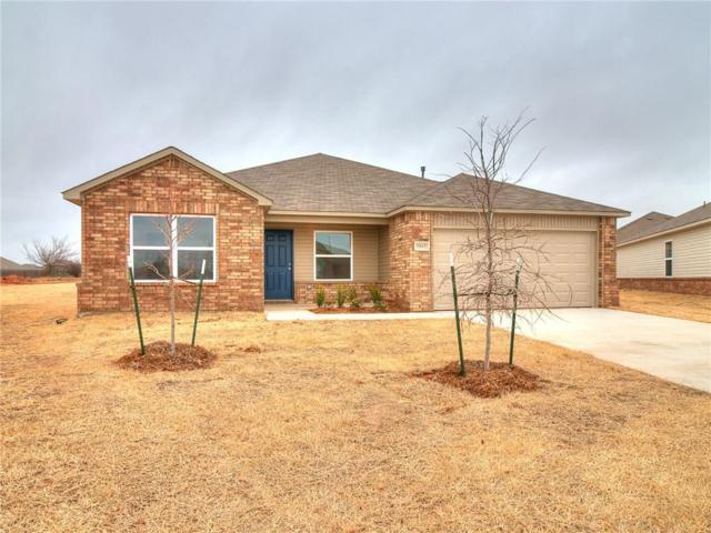 7617 Leichter Avenue, Oklahoma City, OK 73132 (MLS #816523) :: Wyatt Poindexter Group
