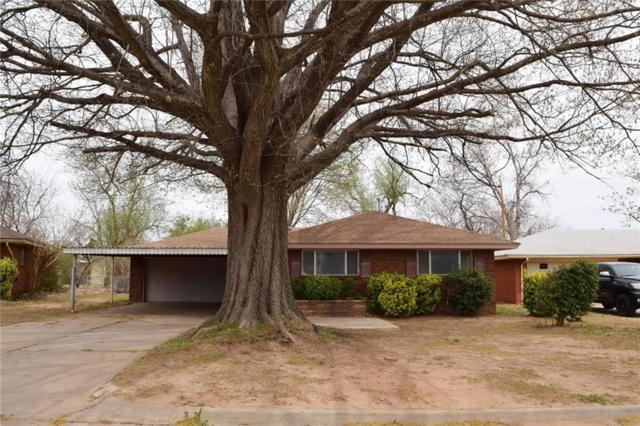 801 E Bouse Drive, Midwest City, OK 73110 (MLS #816527) :: Homestead & Co
