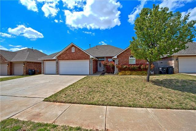 1605 Mead Lane, Moore, OK 73170 (MLS #816539) :: KING Real Estate Group