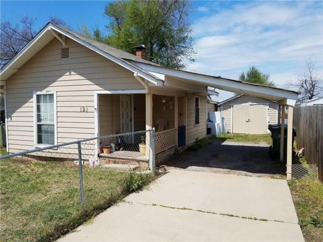 121 Birch Avenue, Yukon, OK 73099 (MLS #816550) :: Homestead & Co