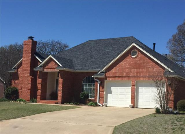 304 E Club House Drive, Shawnee, OK 74801 (MLS #816555) :: Wyatt Poindexter Group