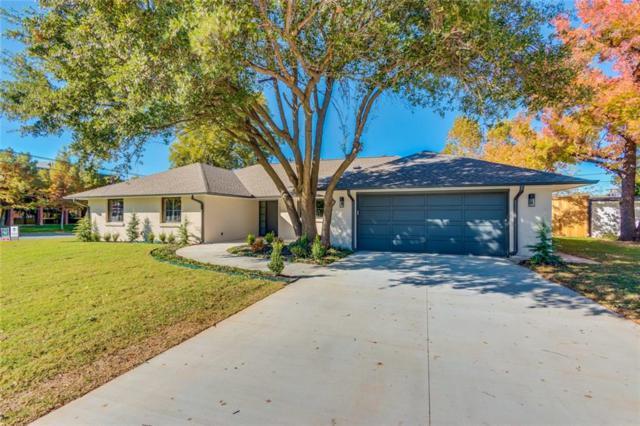 1600 Randel Road, Nichols Hills, OK 73116 (MLS #816582) :: Wyatt Poindexter Group