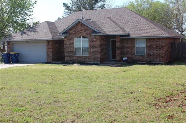 14974 1st, Choctaw, OK 73020 (MLS #816597) :: Homestead & Co
