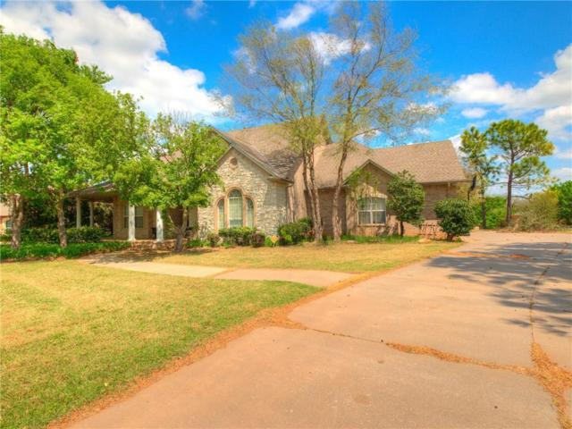 3600 Meadow Lane, Moore, OK 73160 (MLS #816601) :: Wyatt Poindexter Group