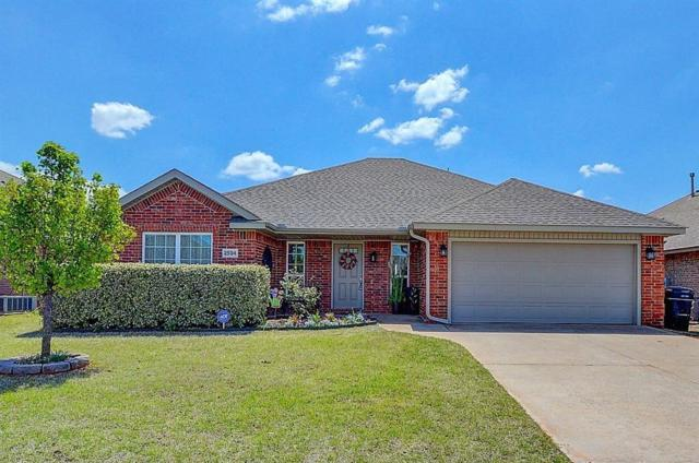 2504 SE 11th Street, Moore, OK 73160 (MLS #816602) :: Barry Hurley Real Estate