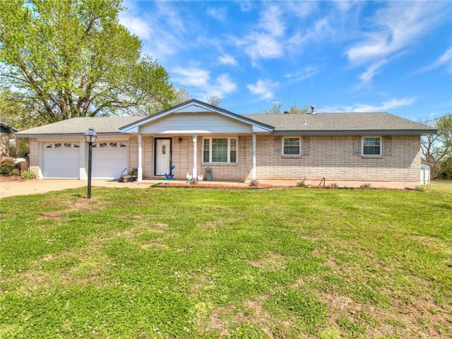 16427 Shelby Street, Choctaw, OK 73020 (MLS #816605) :: Homestead & Co