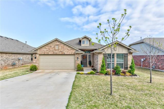 12513 SE 18th Street, Choctaw, OK 73020 (MLS #816607) :: Homestead & Co