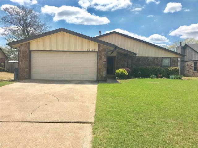 1036 Cedar Hill, Midwest City, OK 73110 (MLS #816615) :: Homestead & Co
