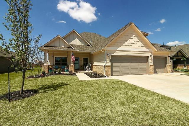 1409 Atalon Drive, Moore, OK 73160 (MLS #816620) :: Wyatt Poindexter Group