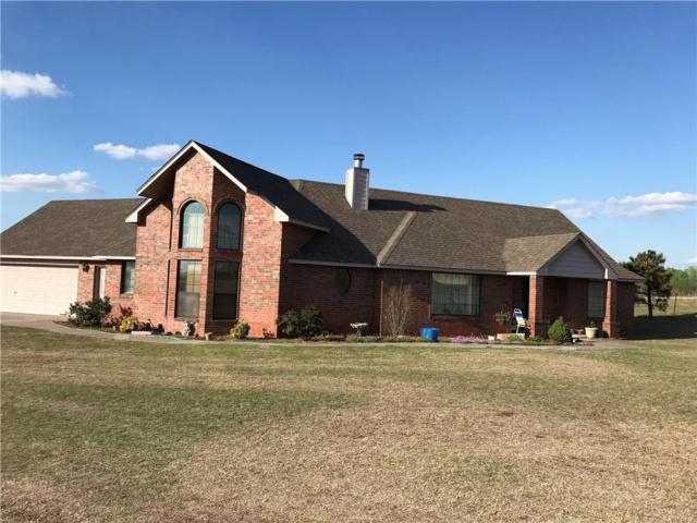 11253 State Highway 74B, Blanchard, OK 73010 (MLS #816627) :: Barry Hurley Real Estate