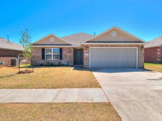 1201 Onyx Street, Noble, OK 73068 (MLS #816645) :: Wyatt Poindexter Group