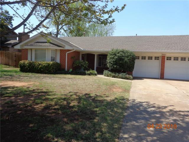 3601 Bella Vista, Midwest City, OK 73110 (MLS #816666) :: Homestead & Co