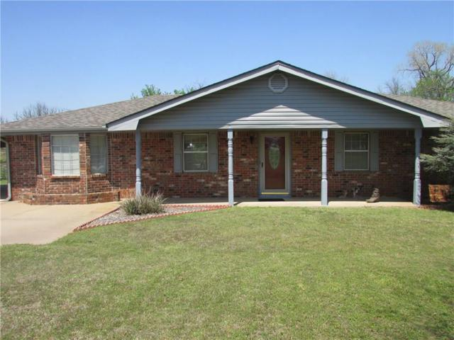 25147 190th, Purcell, OK 73080 (MLS #816704) :: Barry Hurley Real Estate