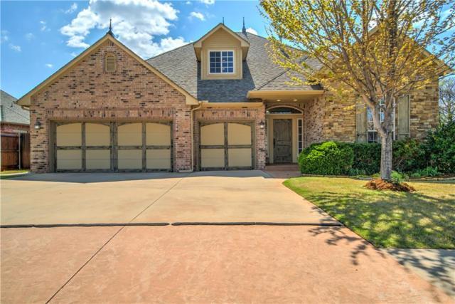19805 Oakshire Drive, Edmond, OK 73012 (MLS #816711) :: Homestead & Co