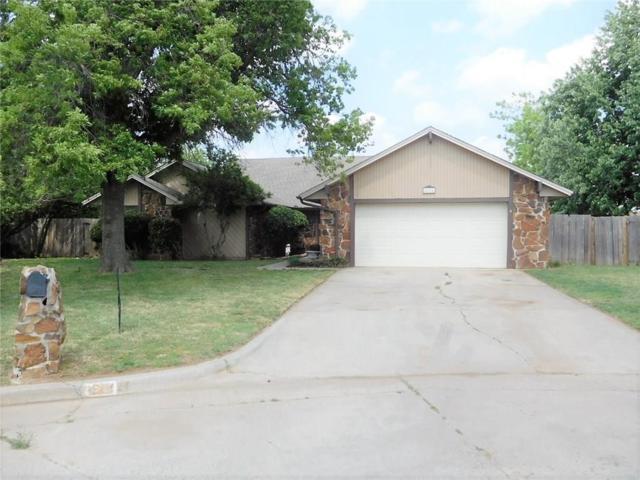 424 SW 24th Street, El Reno, OK 73036 (MLS #816715) :: Homestead & Co