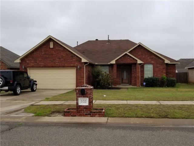 932 NE 30th Street, Moore, OK 73160 (MLS #816720) :: Barry Hurley Real Estate