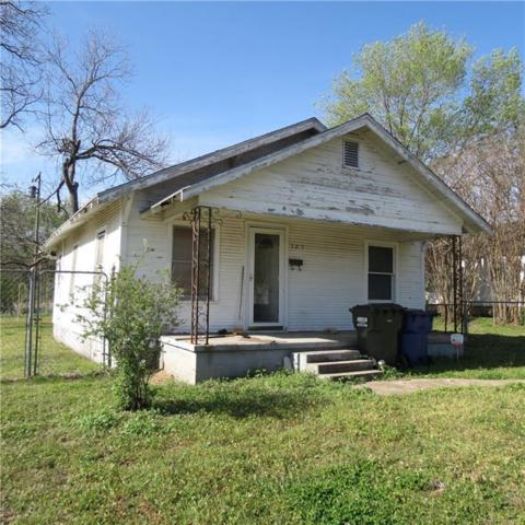 1815 Lewis Avenue, Seminole, OK 74868 (MLS #816722) :: Wyatt Poindexter Group