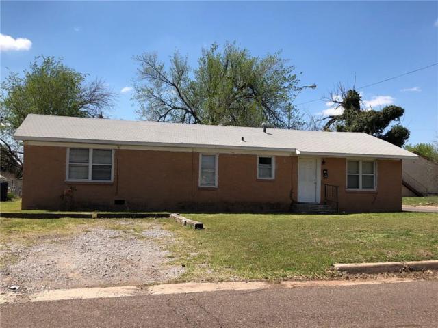 426 SW 32nd Street, Oklahoma City, OK 73109 (MLS #816724) :: Wyatt Poindexter Group