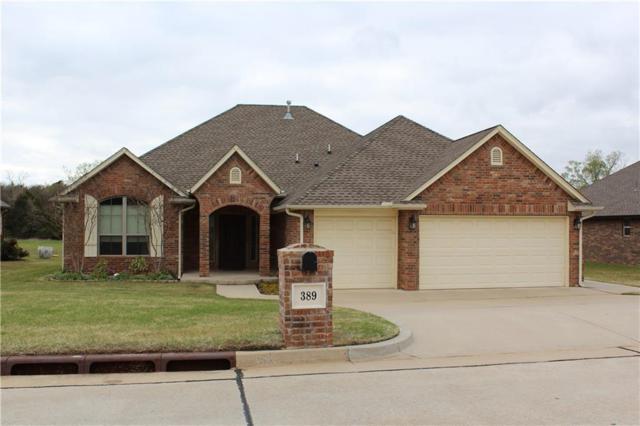 389 Cambridge Road, Oklahoma City, OK 73130 (MLS #816739) :: Wyatt Poindexter Group