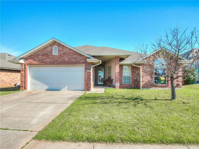2629 SE 97th Street, Moore, OK 73160 (MLS #816745) :: Barry Hurley Real Estate