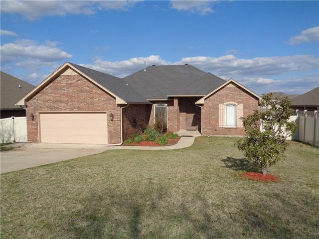 612 N Timber Road, Midwest City, OK 73130 (MLS #816760) :: UB Home Team