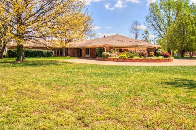 11 Branderwood, Norman, OK 73072 (MLS #816770) :: Barry Hurley Real Estate