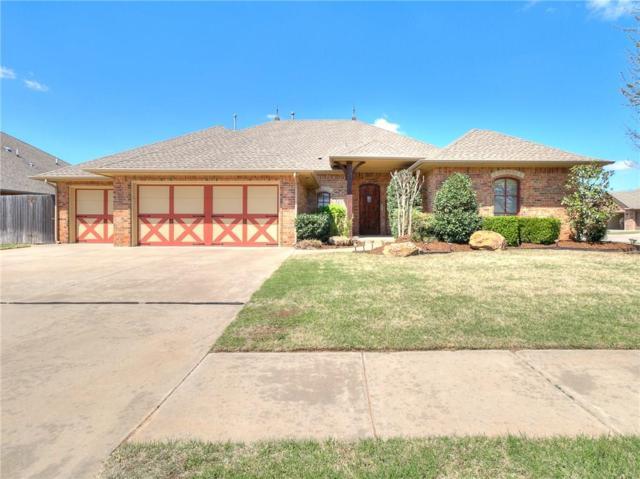 13601 S Drexel Avenue, Oklahoma City, OK 73170 (MLS #816774) :: Homestead & Co