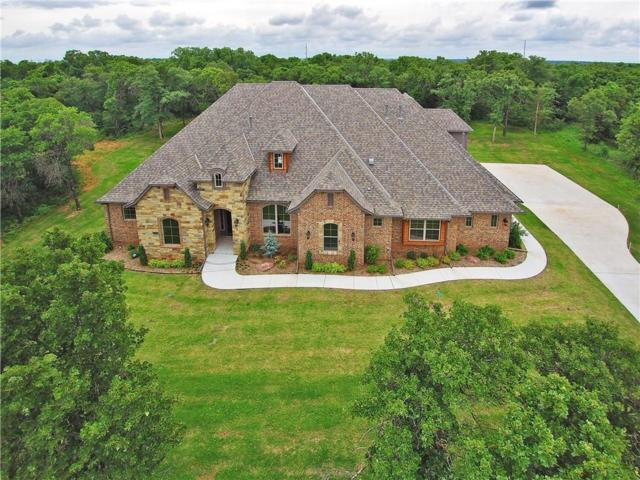 6608 Mystic Valley Drive, Edmond, OK 73034 (MLS #816775) :: Wyatt Poindexter Group