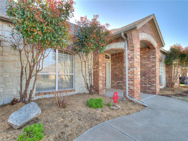 11708 Blueridge Court, Oklahoma City, OK 73162 (MLS #816783) :: Wyatt Poindexter Group