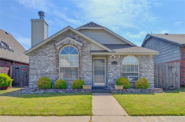 2102 Lakecrest Drive, Moore, OK 73170 (MLS #816812) :: Barry Hurley Real Estate